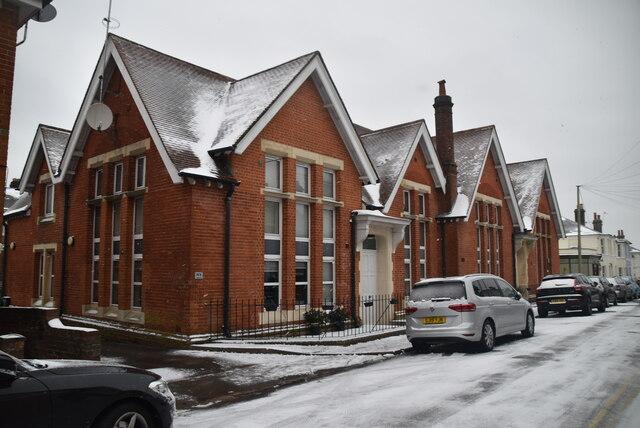Former School, Calverley St by N Chadwick