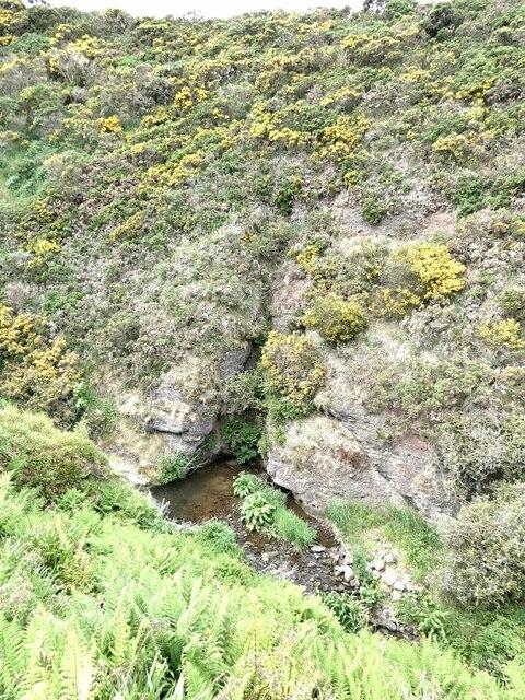 Gorge of Troup Burn