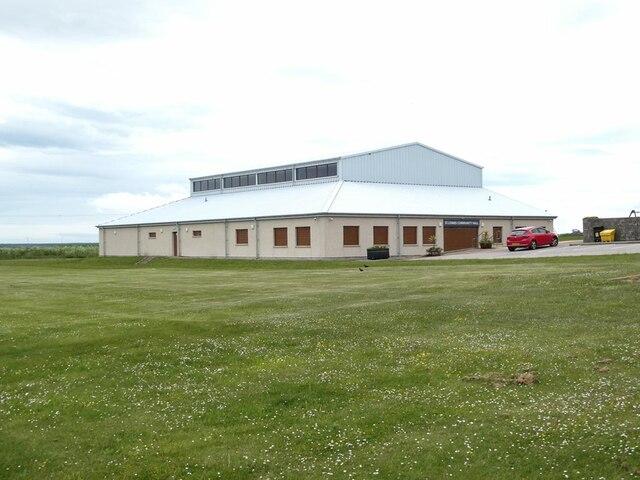 St Combs Community Hall