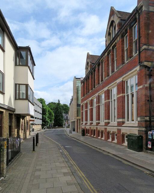 Round Church Street: the reworked Cambridge Union