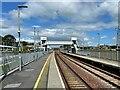 NJ7817 : Kintore railway station, Aberdeenshire by Nigel Thompson