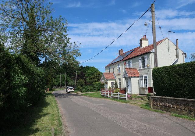 Field Lane, Wretton