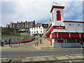 TA0488 : Bland's Cliff, Scarborough by Malc McDonald