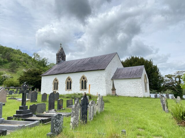 Church of St Michael and All Saints, Talley
