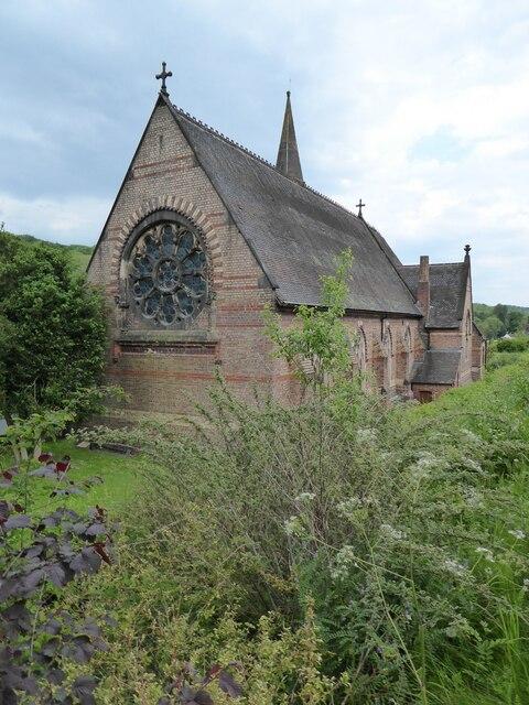 Church of St Mary the Virgin, Jackfield