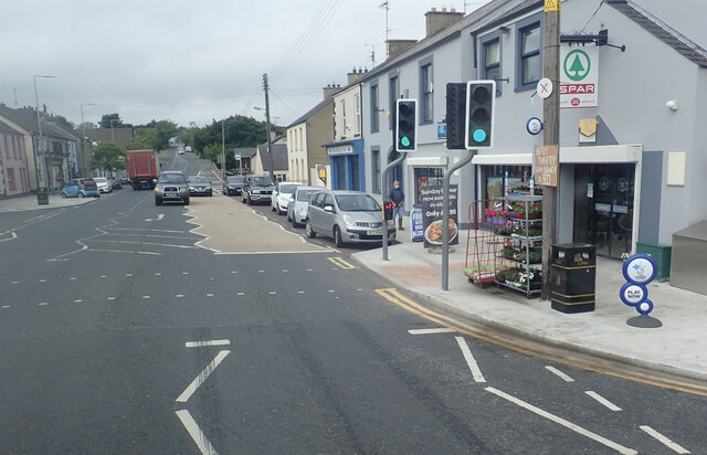 Newry Road, Hilltown