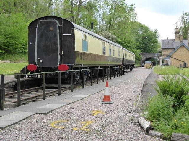 Former Coalport Station