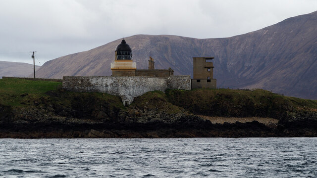 Point of Oxan lighthouse