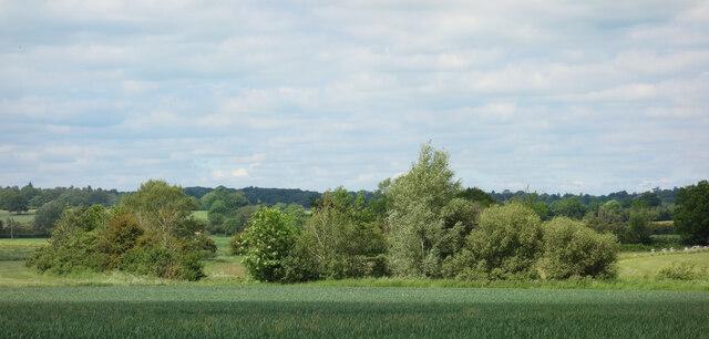 Landscape near Twelve Acre Farm