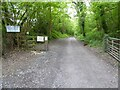SO7099 : Former Kidderminster to Shrewsbury railway by Philip Halling