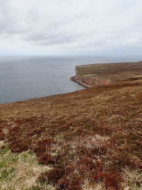 View towards Rora Head