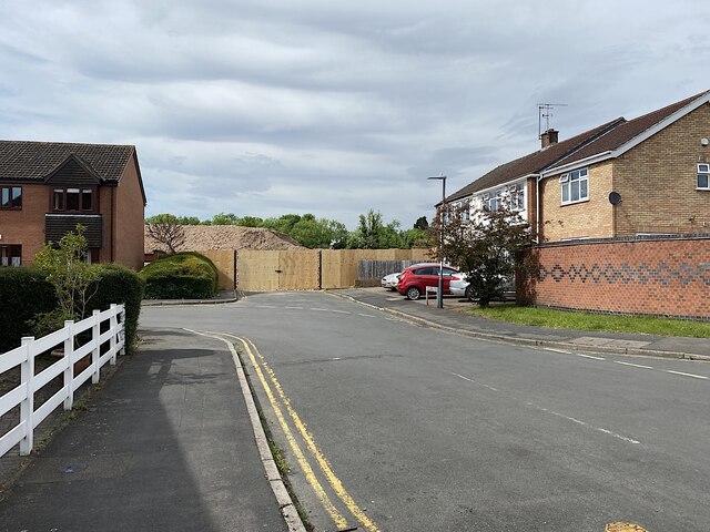 Avon Street without Homebase, Warwick