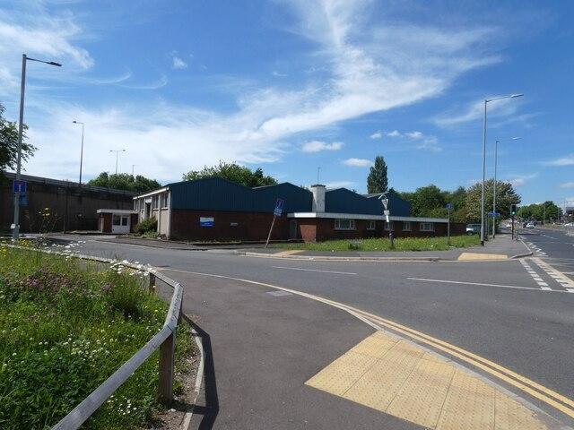 Stockport Ambulance Station
