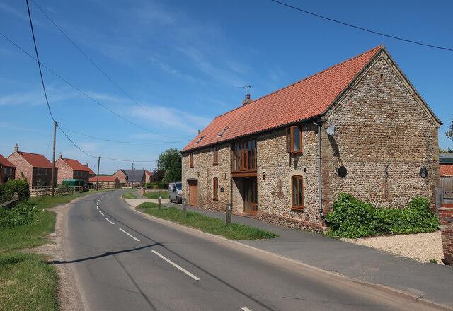 Low Road, Wretton