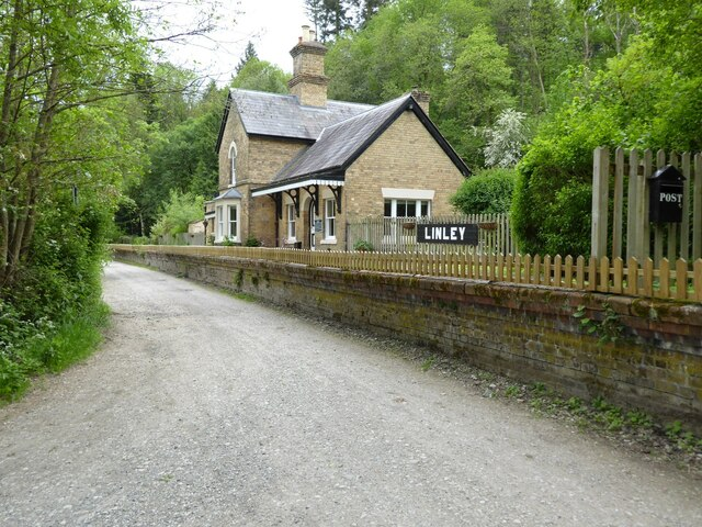 Station House, Linley