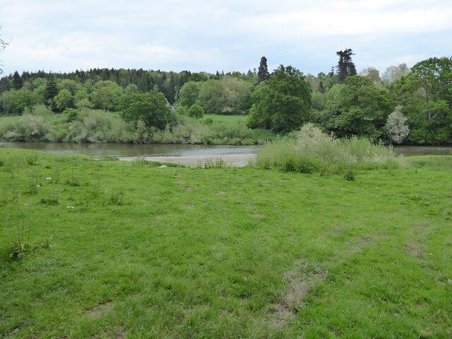 River Severn at Apsley
