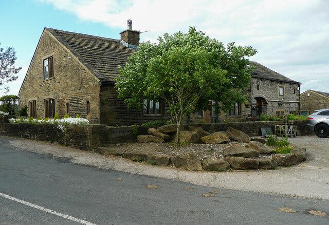 Hill Top Farm, High Cross Road, Shelf