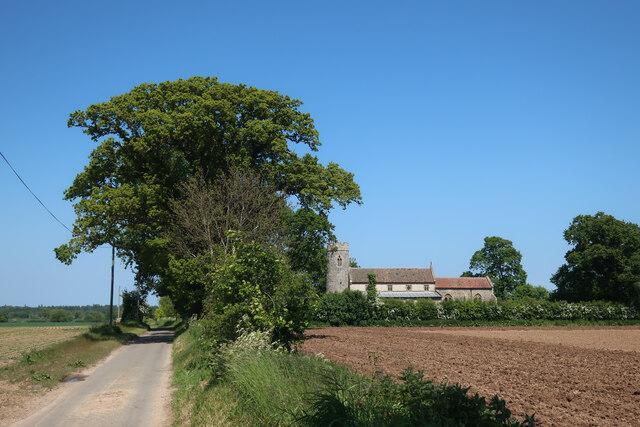 St Andrew's Church near Wickmere