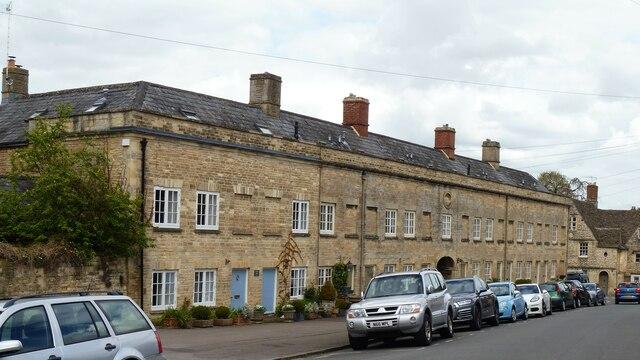 Cirencester houses [92]