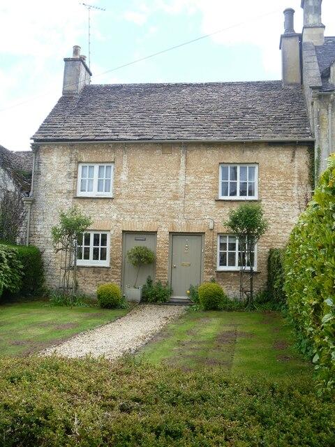Cirencester houses [93]
