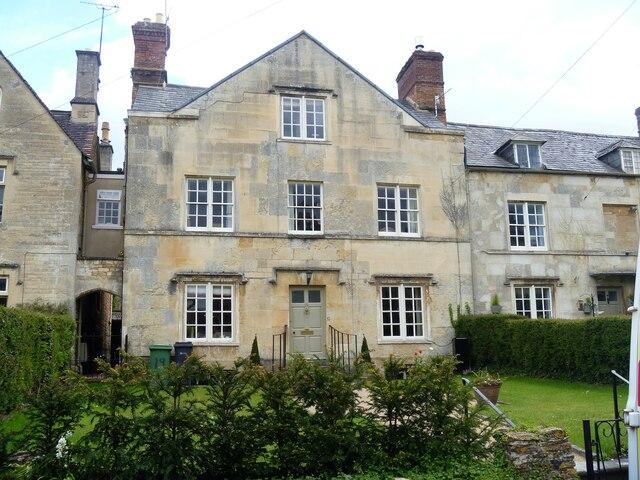 Cirencester houses [95]