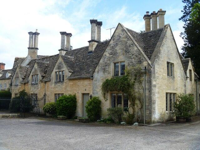 Cirencester houses [97]