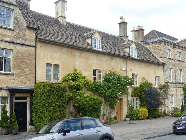 Cirencester houses [99]
