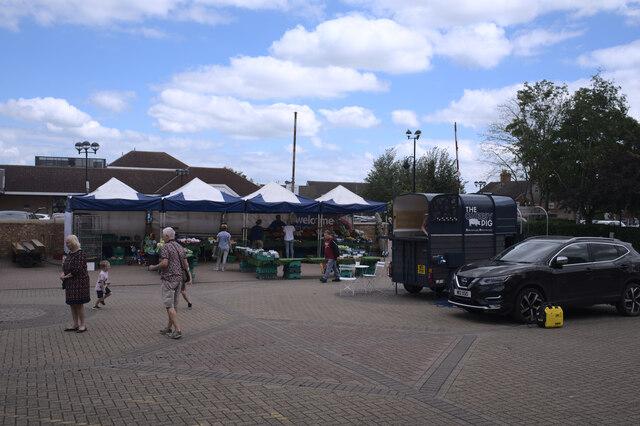 Bourne Market