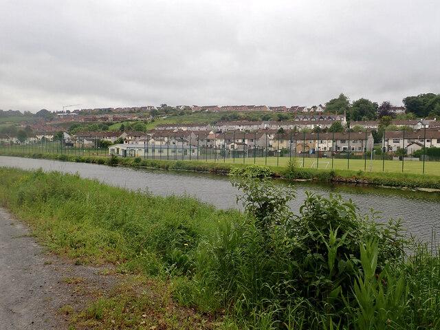 Drumalane Park Playing Fields, Newry