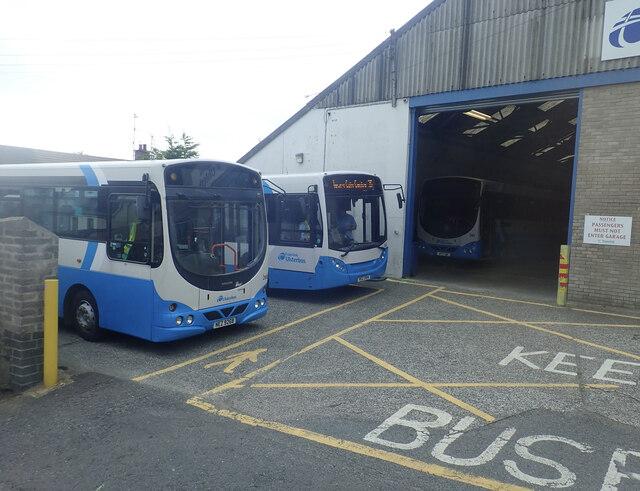 Rathfriland Bus Depot