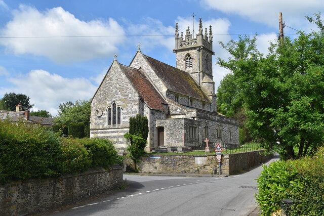 Church of St Giles, Great Wishford