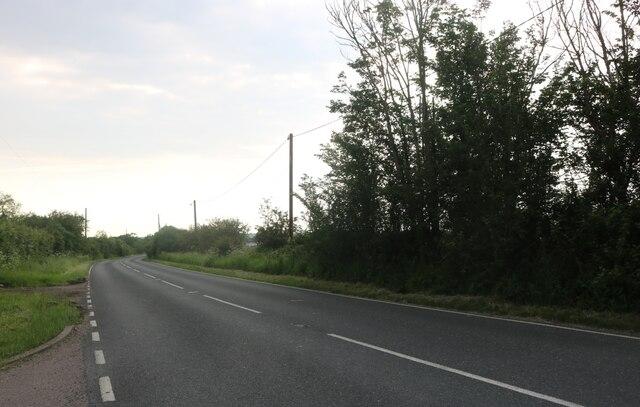 Maldon Road, Great Wigborough