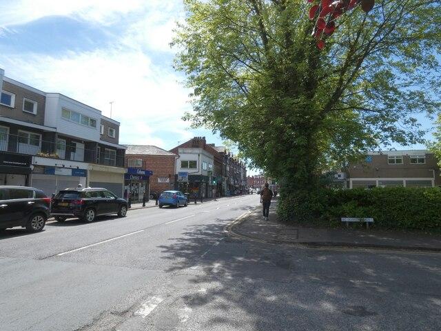 Heaton Moor Road