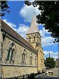 TQ7630 : All Saints Church by Oast House Archive