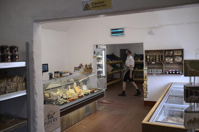 Inside the Deli
