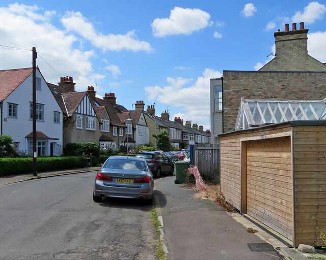 Fulbrooke Road