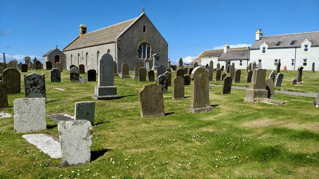 St Magnus' Church, Cleatfurrows