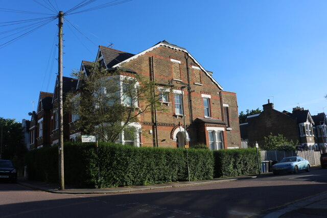 House on Bedford Road, East Finchley