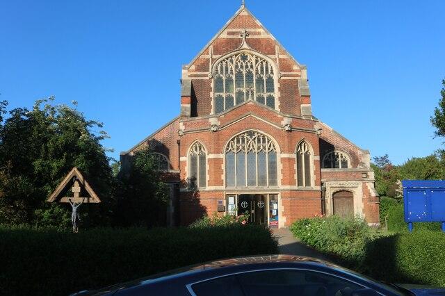 All Saints Church, East Finchley