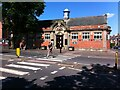 SP3278 : Earlsdon Carnegie Community Library, Earlsdon Avenue North, Coventry by Alan Paxton