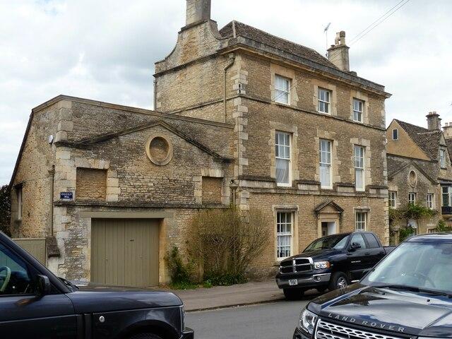 Cirencester houses [101]