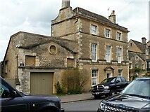 SP0102 : Cirencester houses [101] by Michael Dibb