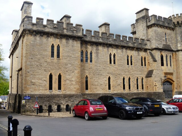 Cirencester buildings [74]