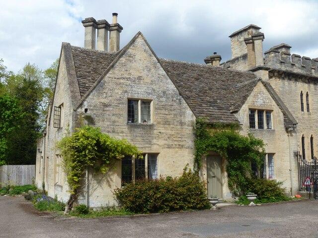 Cirencester houses [103]