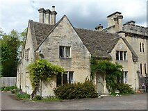 SP0102 : Cirencester houses [103] by Michael Dibb