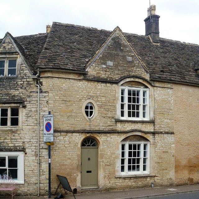Cirencester houses [105]