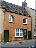 SP0202 : Cirencester houses [106] by Michael Dibb