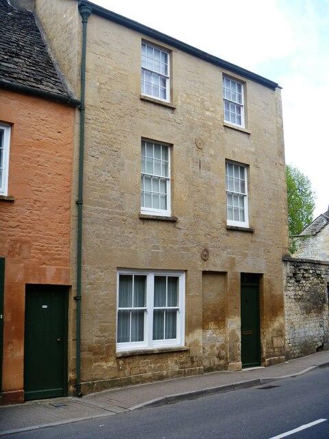 Cirencester houses [107]