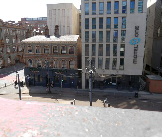 Piccadilly Central and Motel One