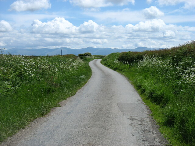 The lane to Soar
